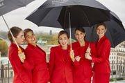 Geburtstag einer Ikone: Kempinski feiert Lady in Red