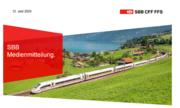 SBB: ICE4 verbindet Deutschland mit dem Berner Oberland
